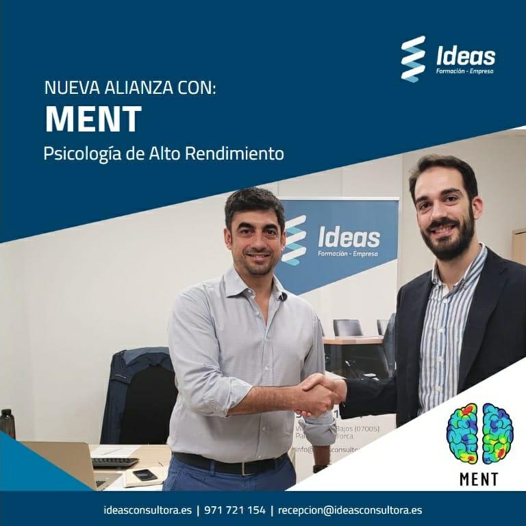 Alianza Estratégica con IDEAS