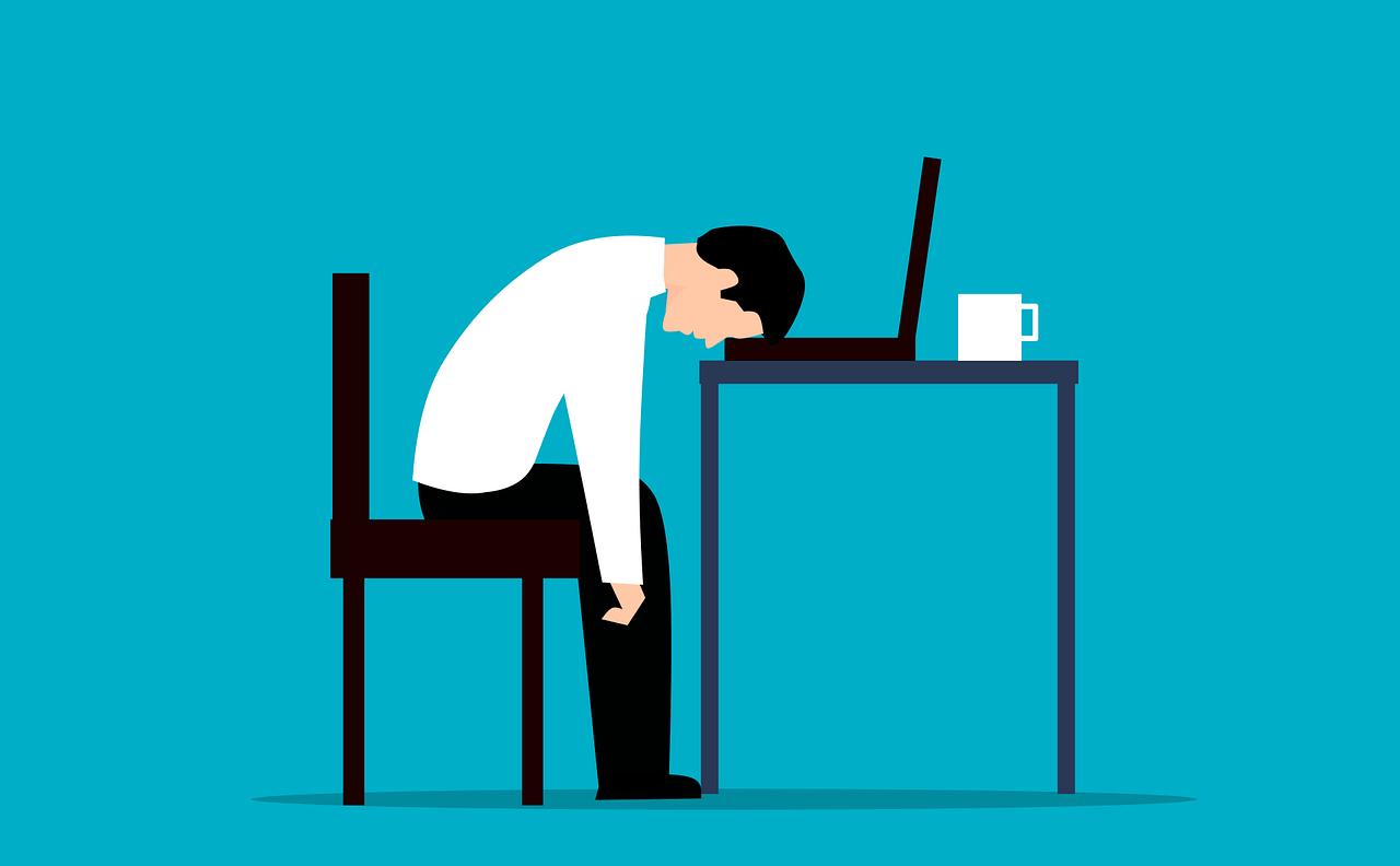 5 maneras de afrontar el estrés en el trabajo